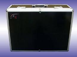Black Aluminium KR Multicase -160 x 28mm