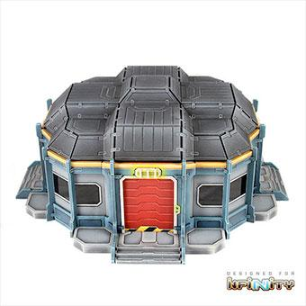 Command Bunker - Complete building