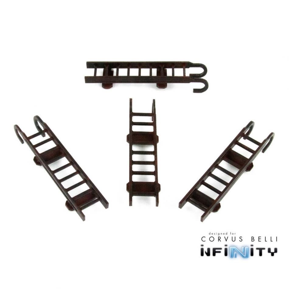 Ladders (pack of 4)