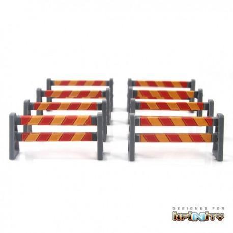 Construction Barricades (8)