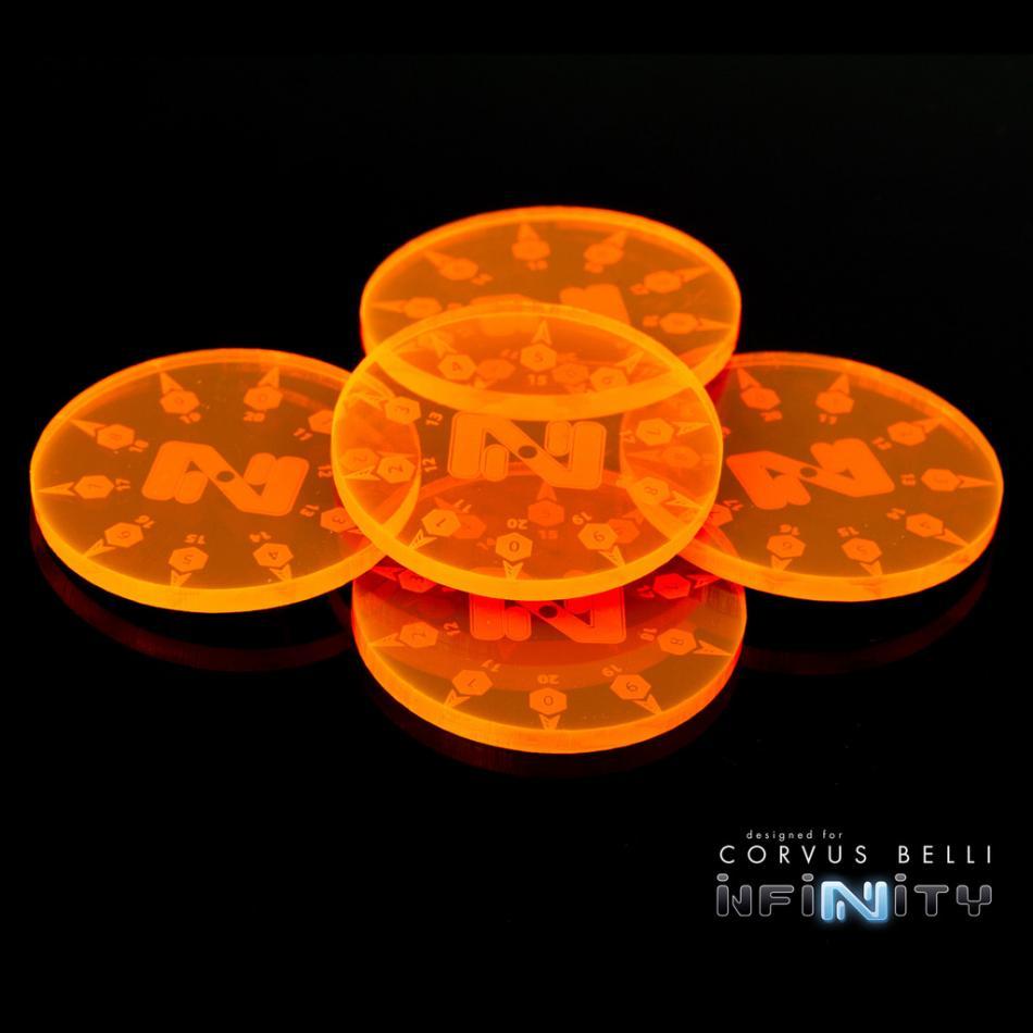 Mini Smoke Template Pack (orange)