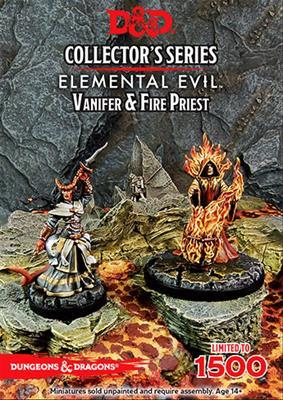 D&D: Elemental Evil: Vanifer and Fire Priest