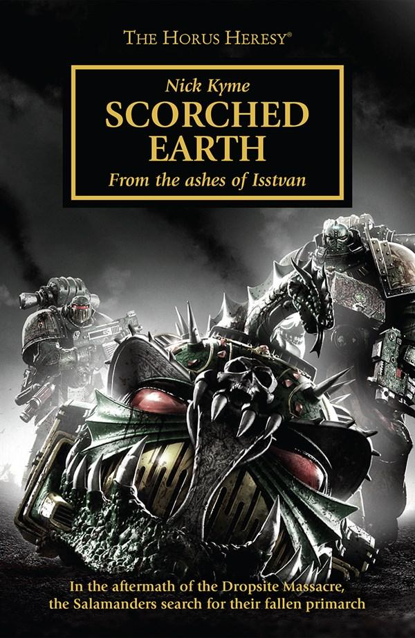 Horus Heresy: Scorched Earth (hardback)