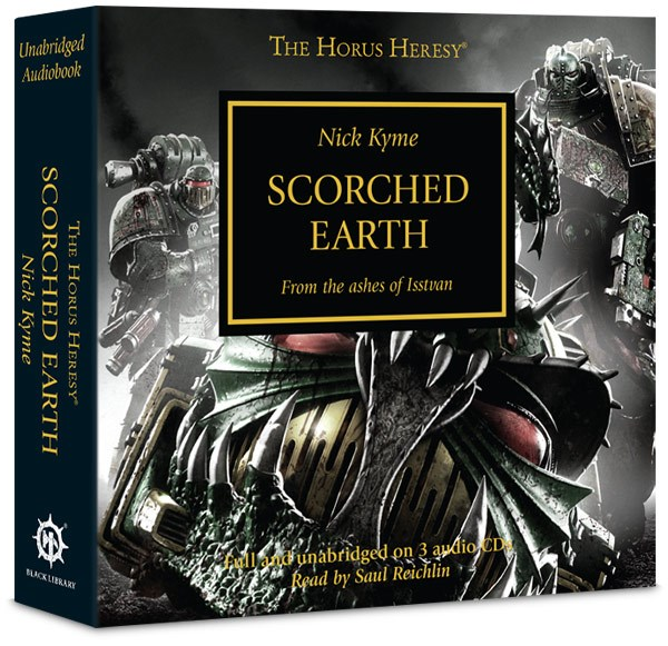 Horus Heresy: Scorched Earth (audiobook)