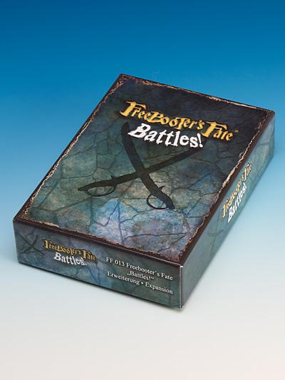 Freebooter's Fate Battles (Card Expansion)