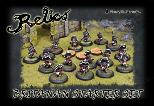 Britanan Empire Starter