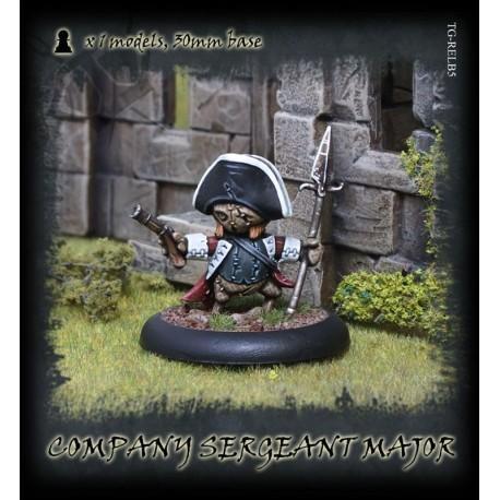 Company Sergeant Major