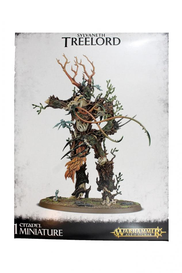 Treelord / Treelord Ancient / Spirit of Durthu