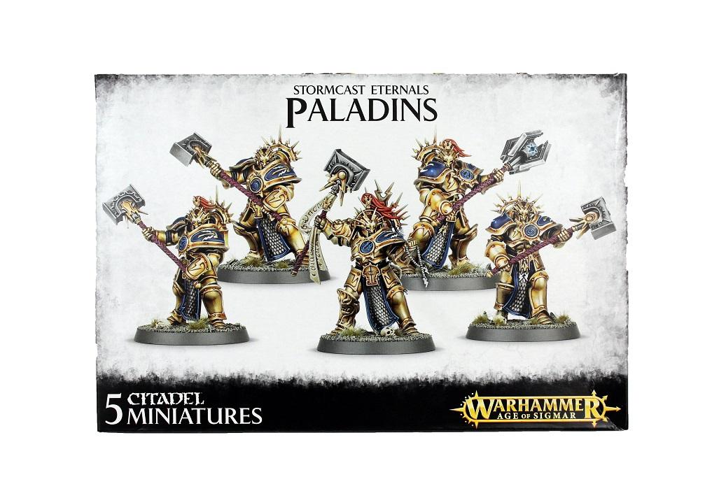 Paladin Decimators / Paladin Protectors / Paladin Retributors