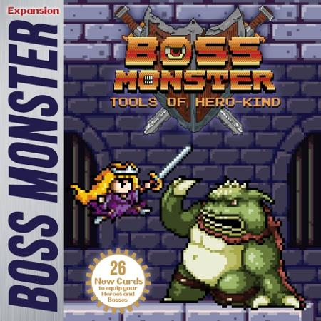 Tools of Hero-kind: Boss Monster Expansion