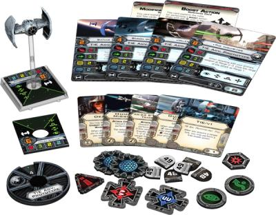Star Wars X-Wing Inquisitor's TIE Expansion Pack