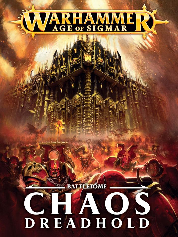 Battletome: Chaos Dreadhold (English)