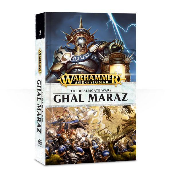 Age of Sigmar: Ghal Maraz