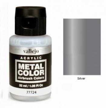 Metal Color - Silver 32ml