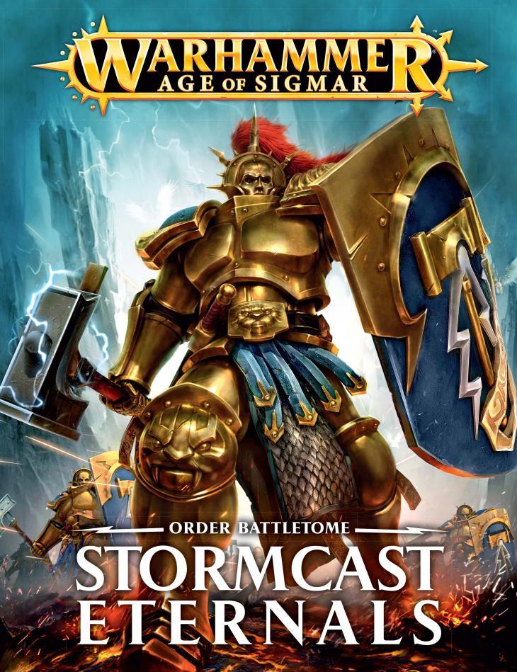 Battletome: Stormcast Eternals (English) (Old Version)