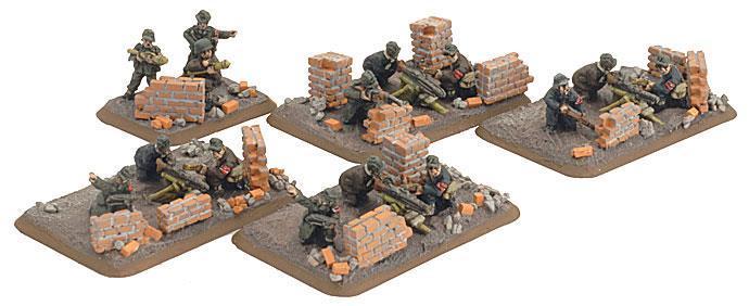 Volksturm HMG Platoon