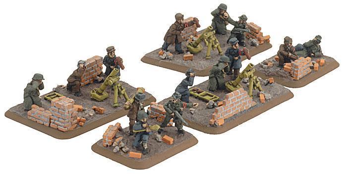 Volksturm Mortar Platoon