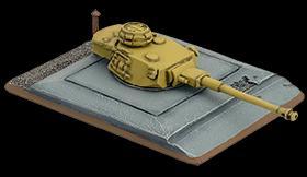 Panzer IV Turret Bunker