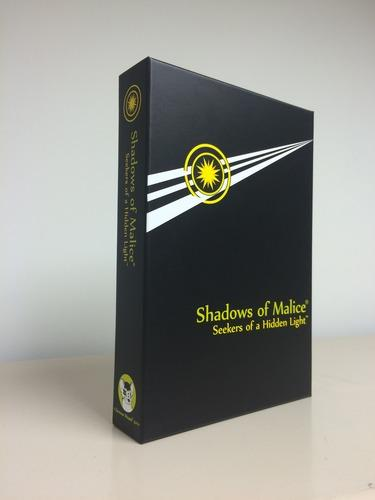 Seekers of a Hidden Light: Shadows of Malice Expansion