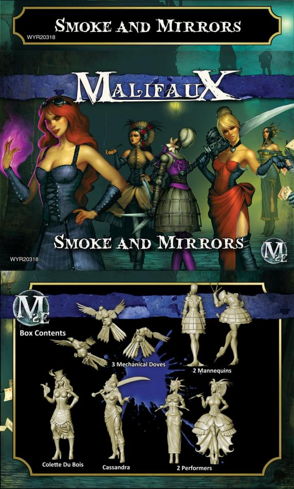 Colette Crew - Smoke and Mirrors