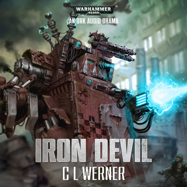 Iron Devil (Audiobook)