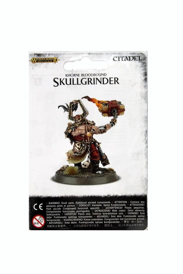 Khorne Bloodbound Skullgrinder