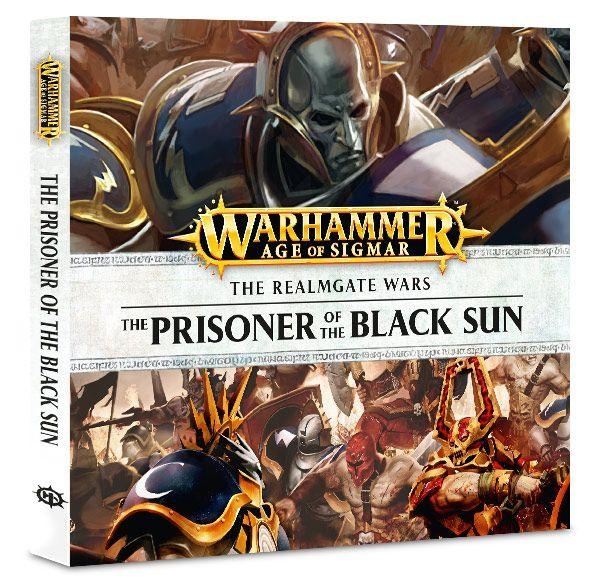 Rgw: Prisoner of The Black Sun (Audiobook)