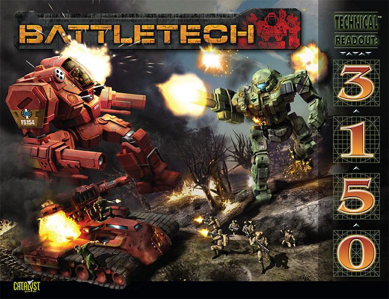 Battletech Technical Readout 3150
