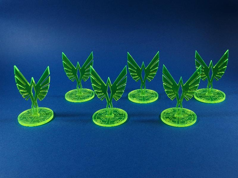 Objective Marker Wings (6) New Version