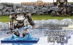 Prussian Empire Hochmeister Battle Robot