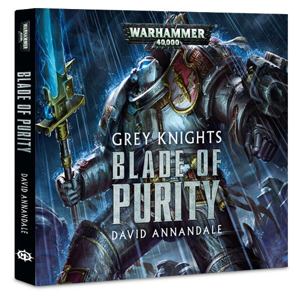 Grey Knights: Blade Of Purity (Audiobook)
