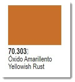 Panzer Aces 17ml - Yellowish Rust