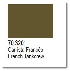Panzer Aces 17ml - French Tank Crew
