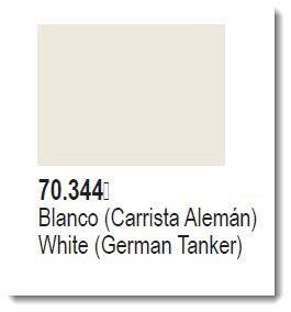 Panzer Aces 17ml - White (German Winter Tank Crew)