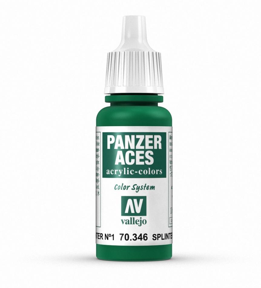 Panzer Aces 17ml - Splinter Blotches I