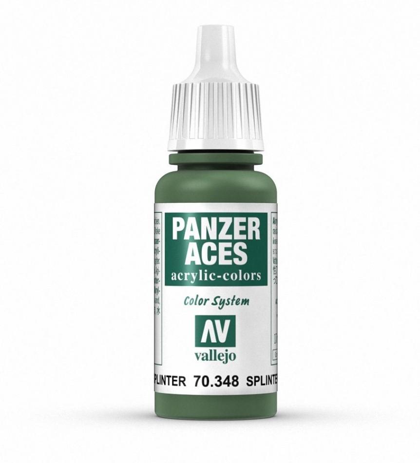 Panzer Aces 17ml - Splinter Strips