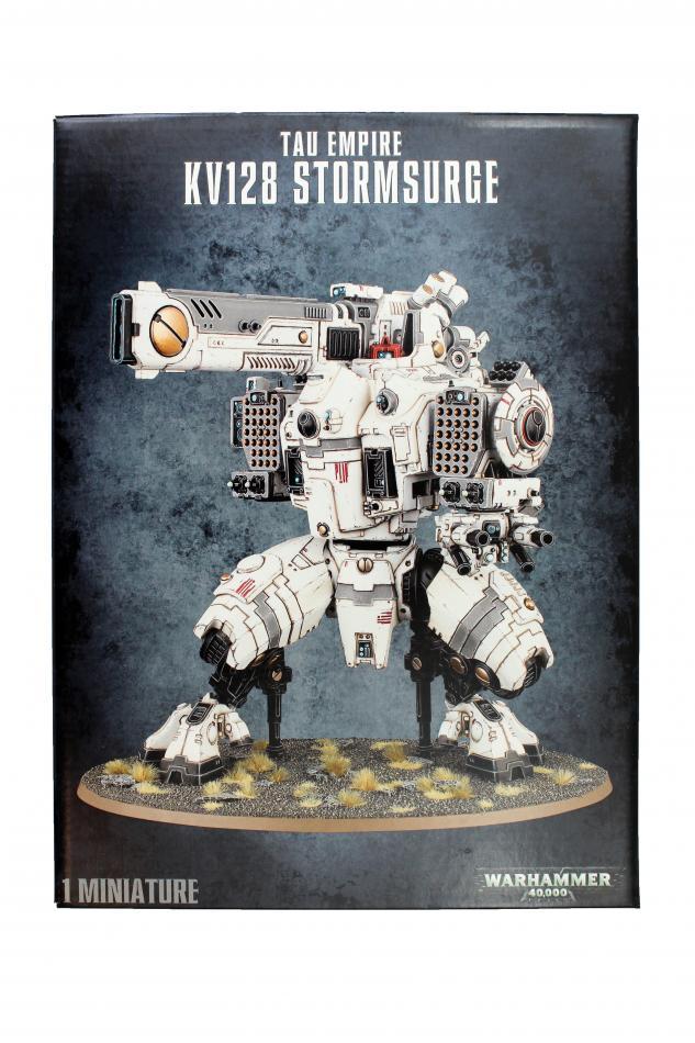 Tau Empire Kv128 Stormsurge