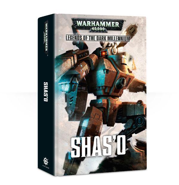Legends Of The Dark Millenium: Shas'o