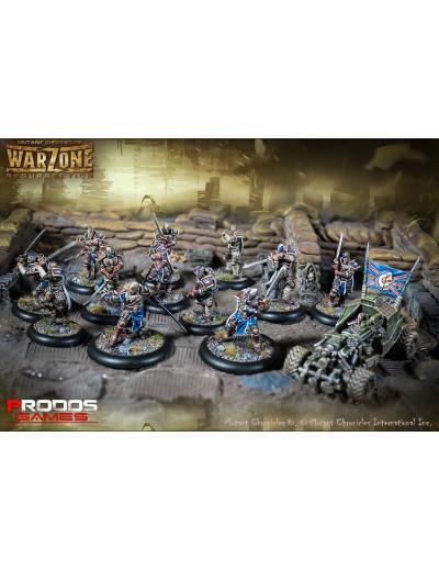 Wolfbane Starter Box