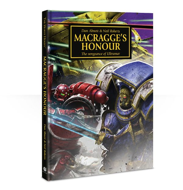 Macragges Honour (Graphic Novel Hardback)