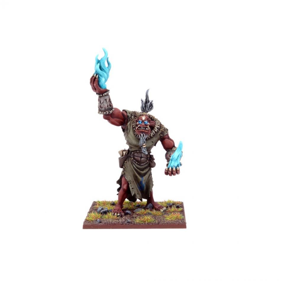 Ogre Warlock