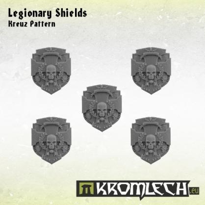 Legionary Kreuz Pattern Shelds (5)