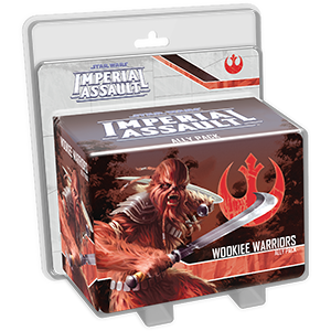 Wookie Warriors Ally Pack: Star Wars Imperial Assault