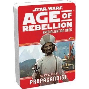Propagandist Specialization Deck: Age of Rebellion
