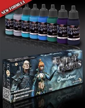 Fantasy & Games: Elven Colours Paint Set