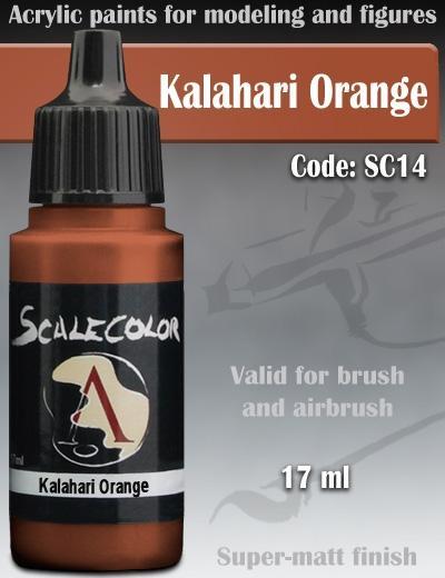 Kalahari Orange