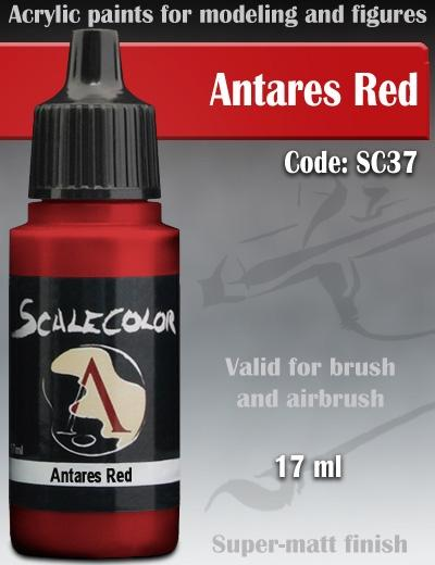 Antares Red