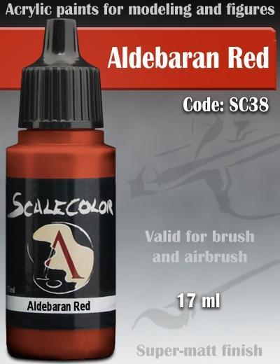 Aldebaran Red