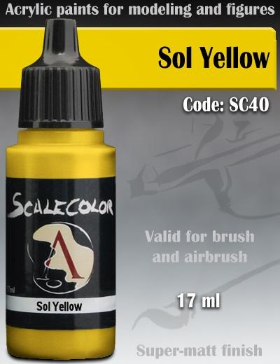 Sol Yellow
