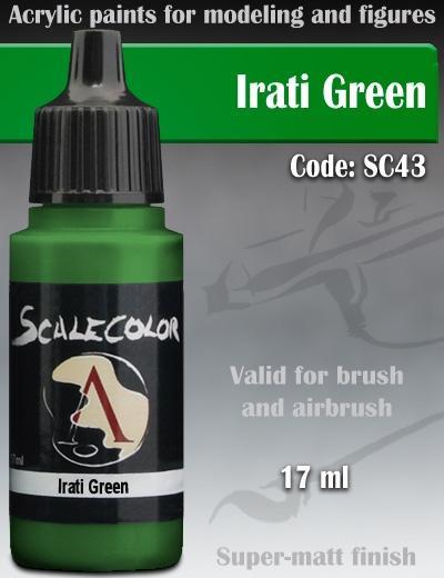 Irati Green
